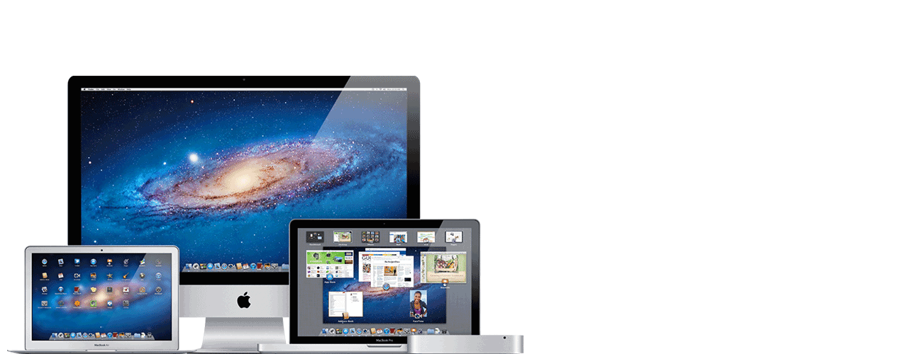 Apple iMac, MacBook, Mac Mini en iGenius te enseñamos a sacarle provecho