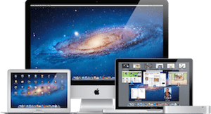 Opciones de servicios para reparación de toda Familia de productos Mac