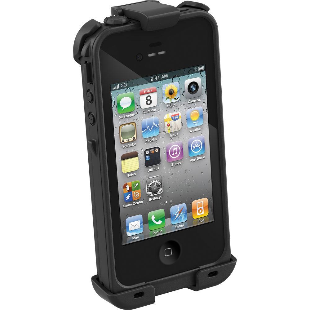 Clip para la faja LifePoof para el iPhone 4 4s