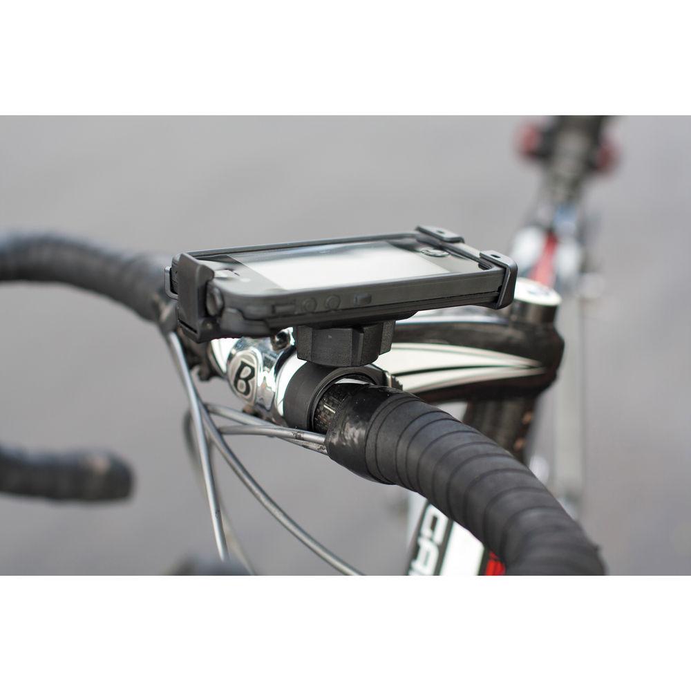 Adaptador de manivela de bicicleta o moto para el iPhone 4 4s