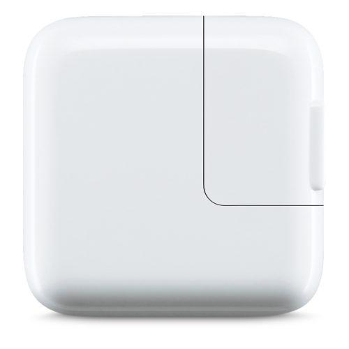 Cargador iPad 12w