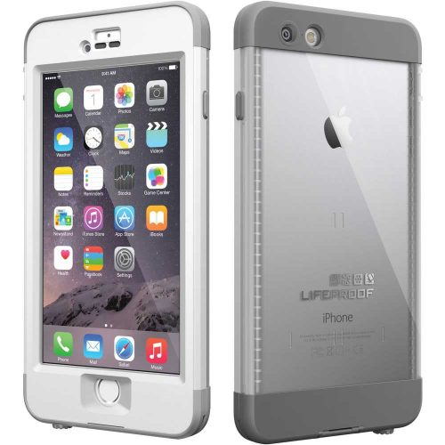 Estuche Blanco Lifeproof Nuud