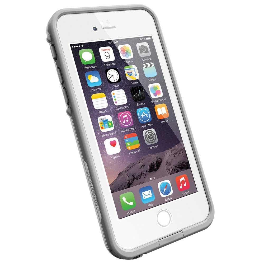 Estuche Blanco Lifeproof™ Fre iPhone 6 Lado
