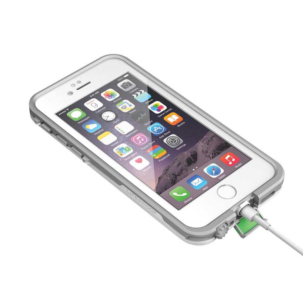 Estuche Blanco Lifeproof™ Fre iPhone 6 Parte Inferior