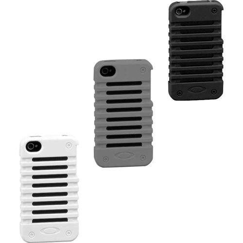Estuche Oakley Negro para iPhone 4 y 4s