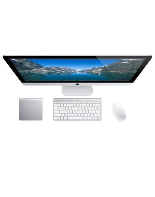 Mouse, Trackpad y Teclados