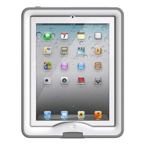 Estuche LifeProof Nuud iPad 2/3/4 Blanco