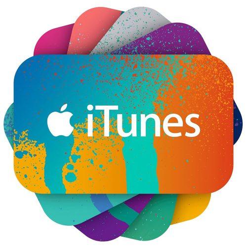 Tarjeta de regalo Apple
