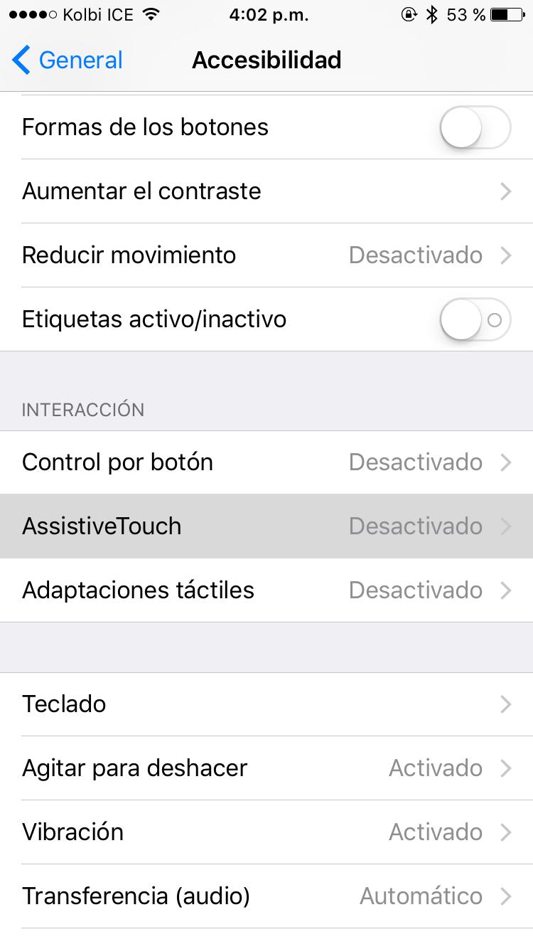 configuración_interaccion