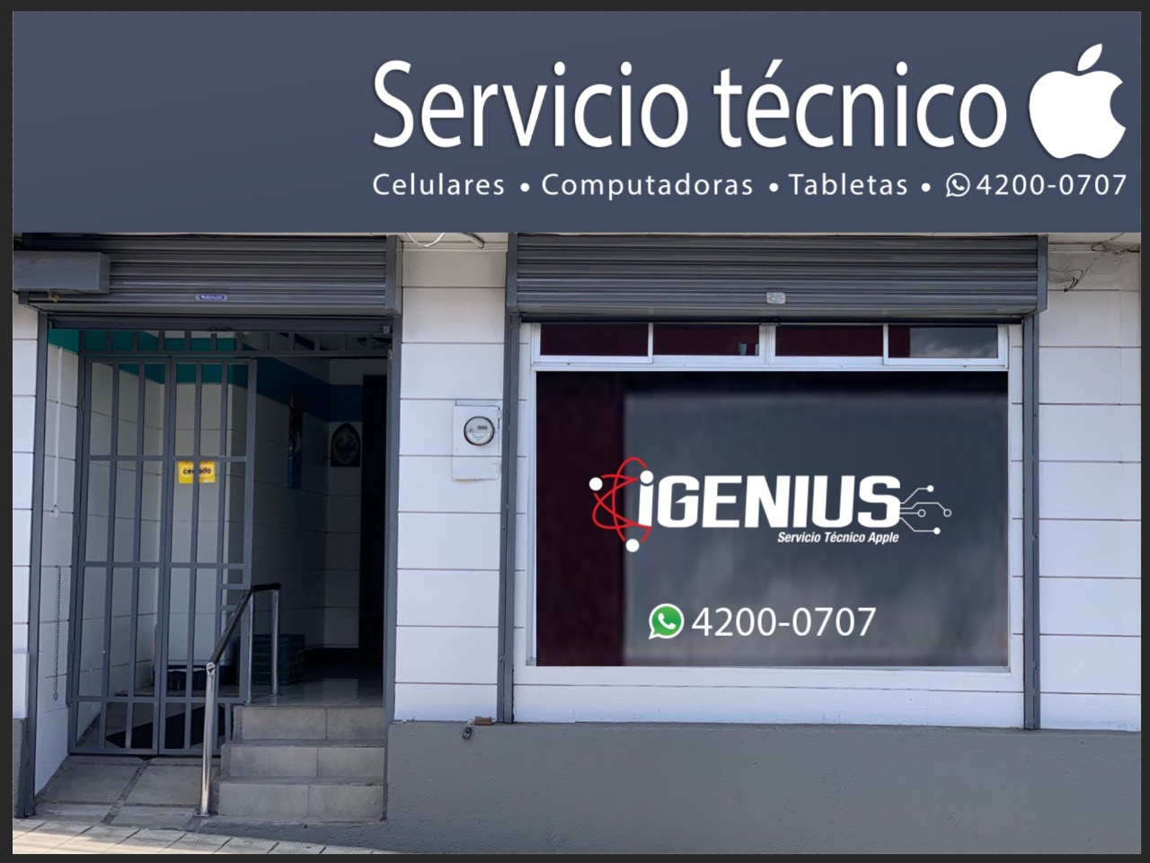 Tienda iGenius Grecia
